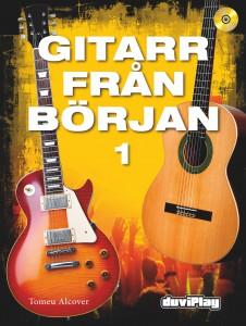 Gitarr från början framsida