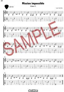 gitarr från början sample 5